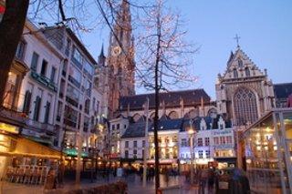 Romantische vakantie België